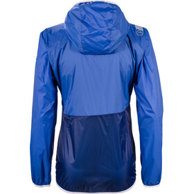 La Sportiva W's Creek Jacket Cobalt Blue/Marine Blue